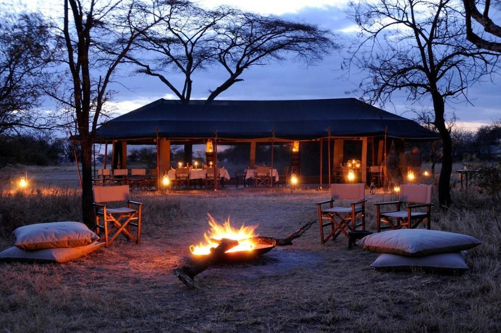 Safari Serengeti, Tarangire et Zanzibar en français - Oliver's camp