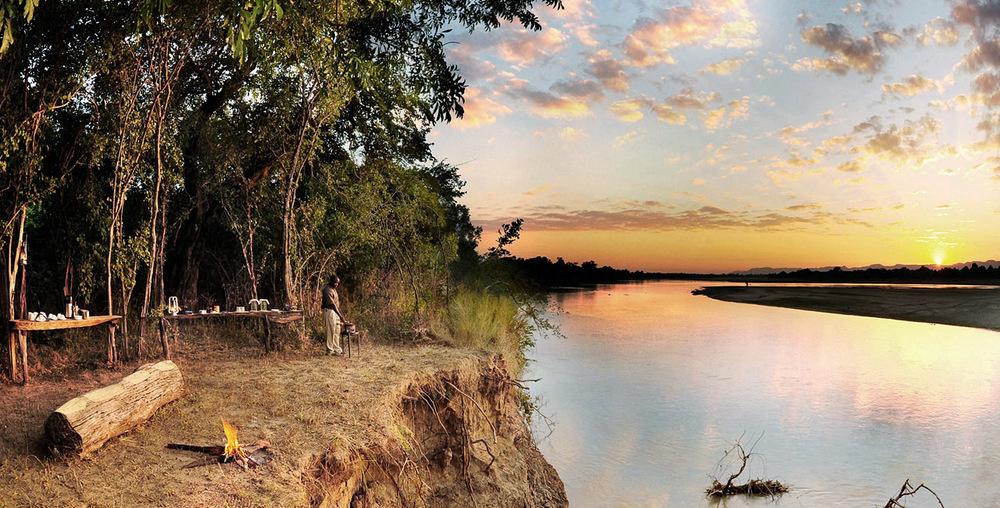 Voyage de noces chutes Victoria, Zambie et Malawi