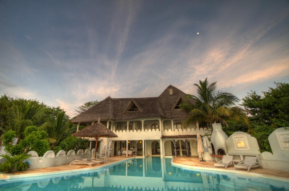 Voyage de noces Romance Kenyane - Msambweni Beach House