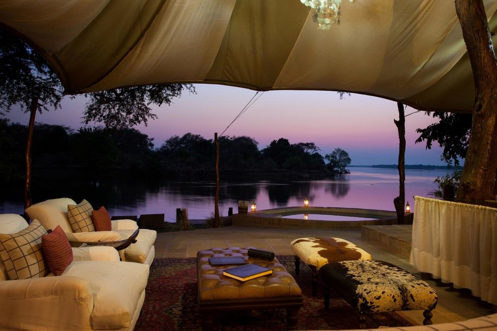 "La suite ""Albida"" Chongwe River camp"