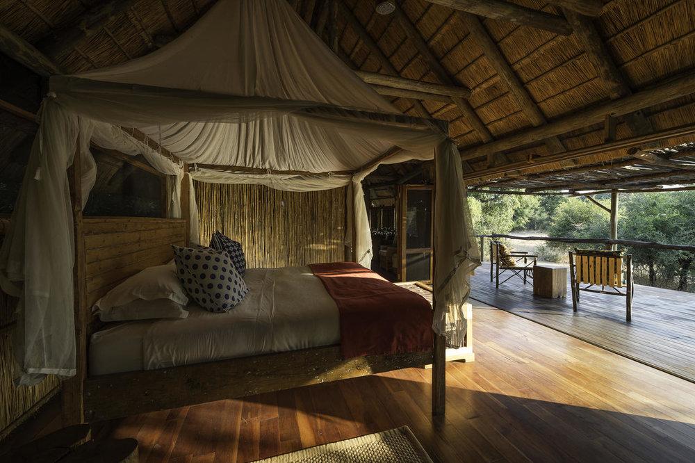 Chambre à Bilimungwe Bushcamp