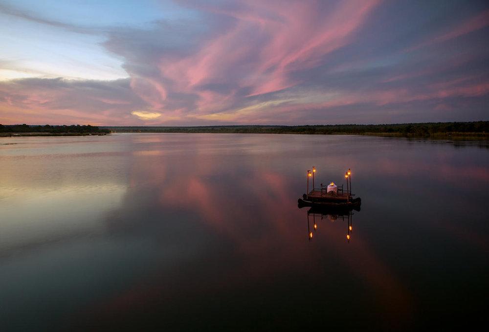 Safari Sublime Botswana - activité Tongabezi