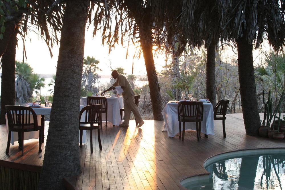 Repas à Siwandu