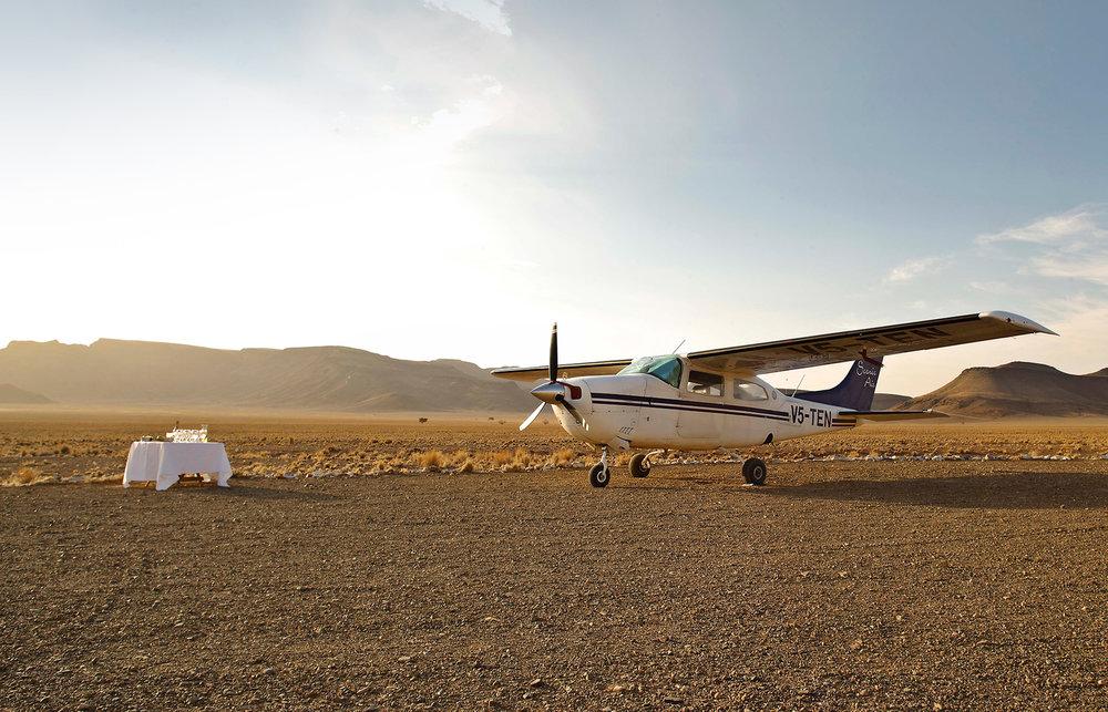 Safari Déserts et Plaines Africaines - Arrivé Sossusvlei Desert lodge