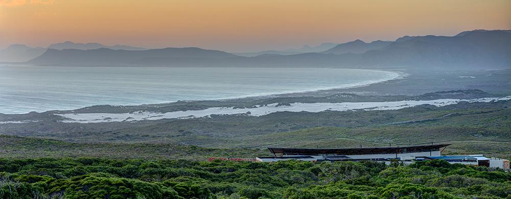 Safari du Cap à Samara - vue de Grootbos