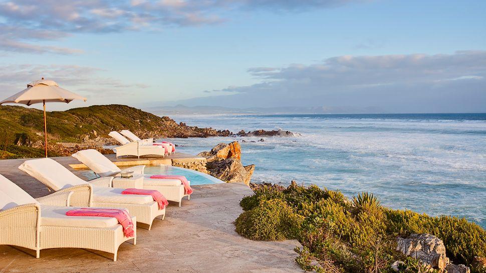Safari le meilleur de l'Afrique du Sud et du Mozambique - piscine du Birkenhead