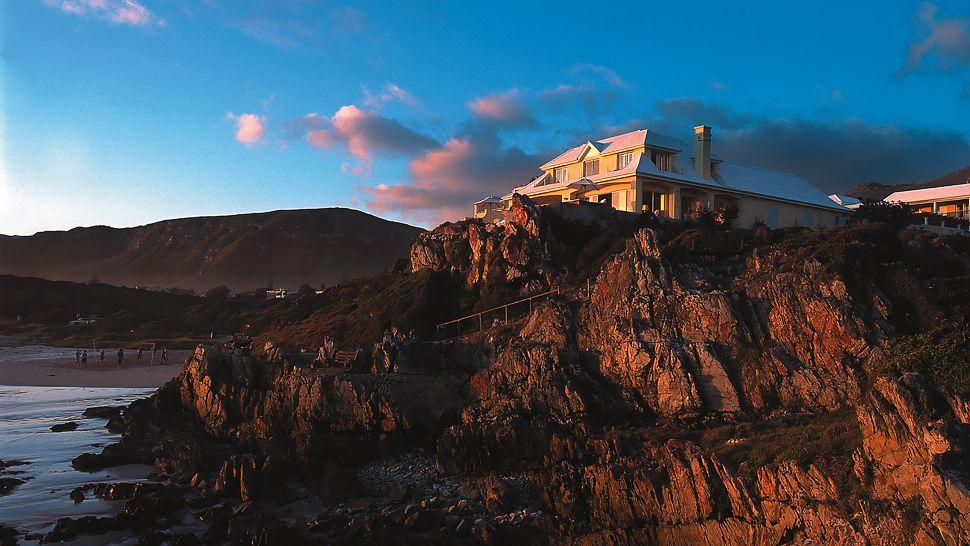 Safari le meilleur de l'Afrique du Sud et du Mozambique - vue de Birkenhead