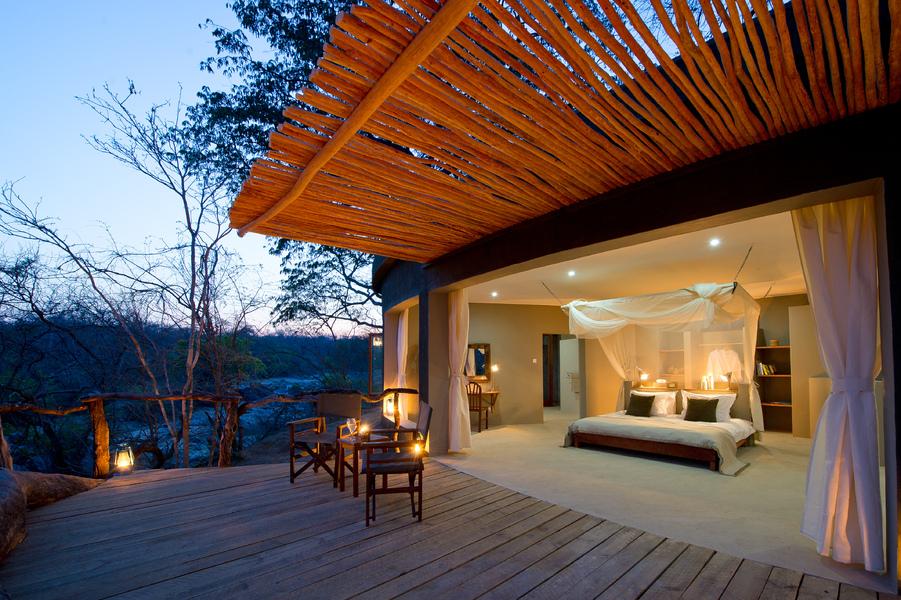 Chambre au Mkulumadzi lodge