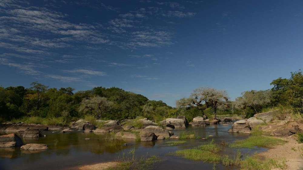 Paysage du Tongole Wilderness lodge