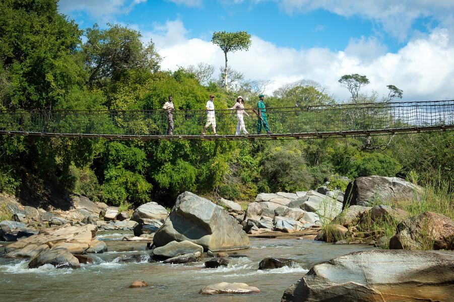 Safari les merveilles du Malawi - arrivée à Mkulumadzi