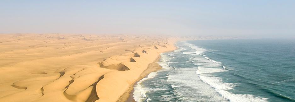 Safari la côte des Squelettes - paysages