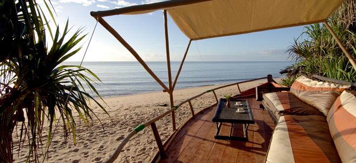 Safari et plage en une journée - détente au Saadanie Safari lodge