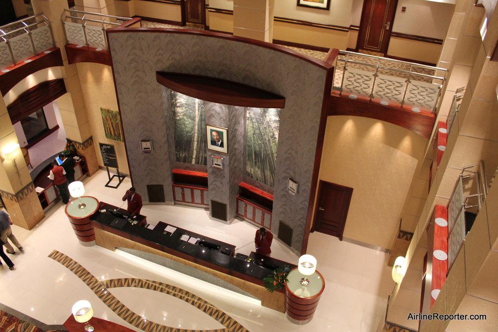 Atrium Serena Kigali