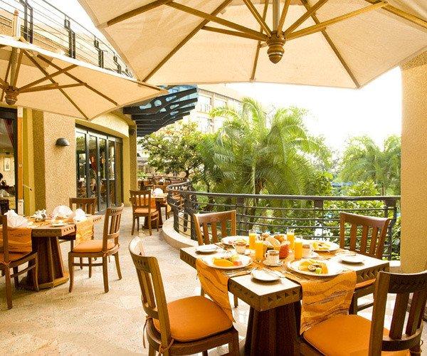 Terrasse Serena Kigali