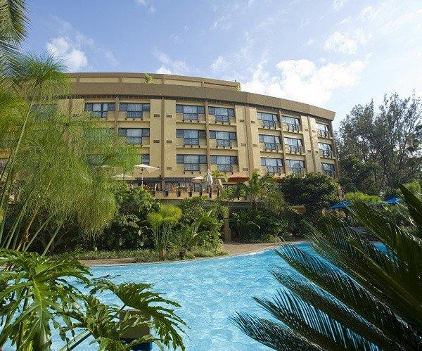 Extérieure Serena Kigali