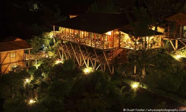 Due de Nuit Cormoran Lodge