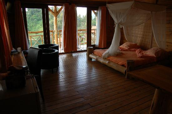 Chambre Cormoran Lodge
