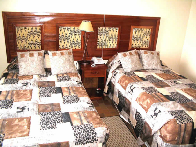Chambre double Akagera Game Lodge