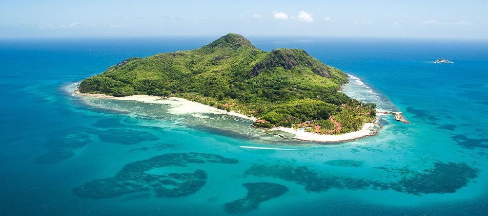 Voyage de noces Migration et Seychelles - île de Saint Anne
