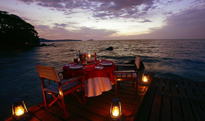 Pêcher sur le Nil au Mfangano Island lodge 8