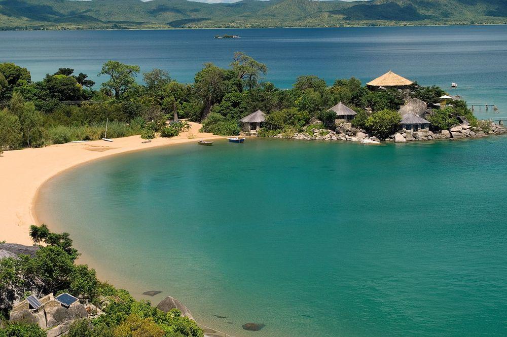 Safari Zambie et Malawi - vue de Kaya Mawa