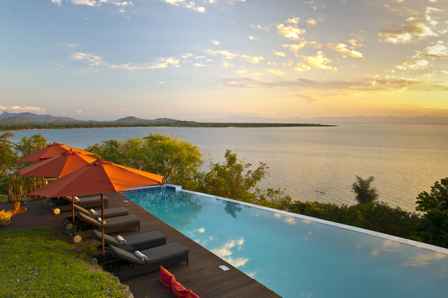 Safari Hors des Sentiers Battus - piscine de Pumulani