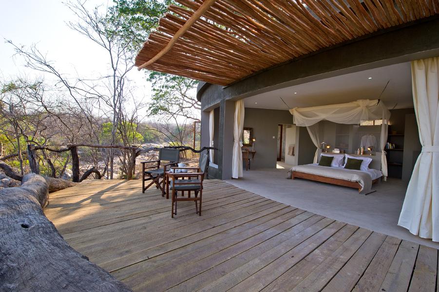 Safari Hors des Sentiers Battus - chambre à Mkumuladzi