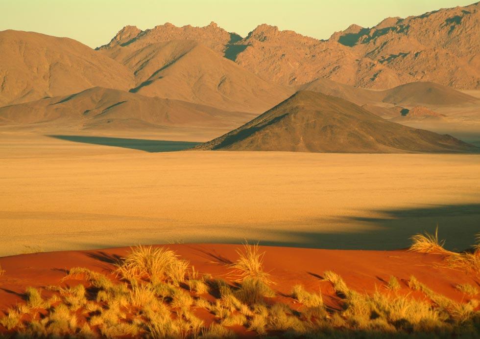 Safari Namibie Beauté Sauvage - paysage à Wolwedans