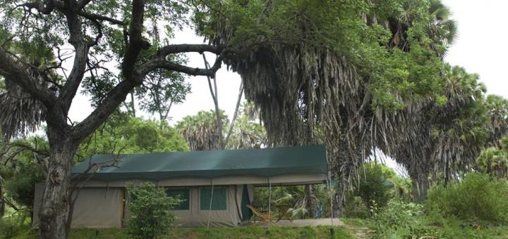 Safari Hors des Sentiers Battus Tanzanie - tente du Lake Manze camp