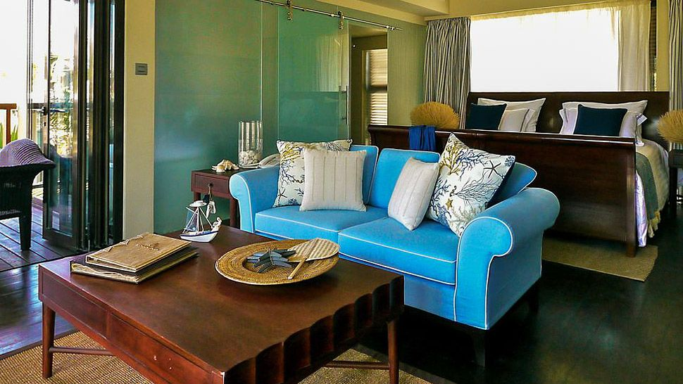Chambre au Dhevatara Beach hotel