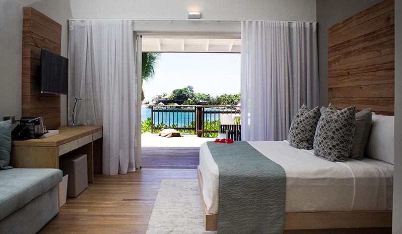 Chambre au CaranaBeach hotel