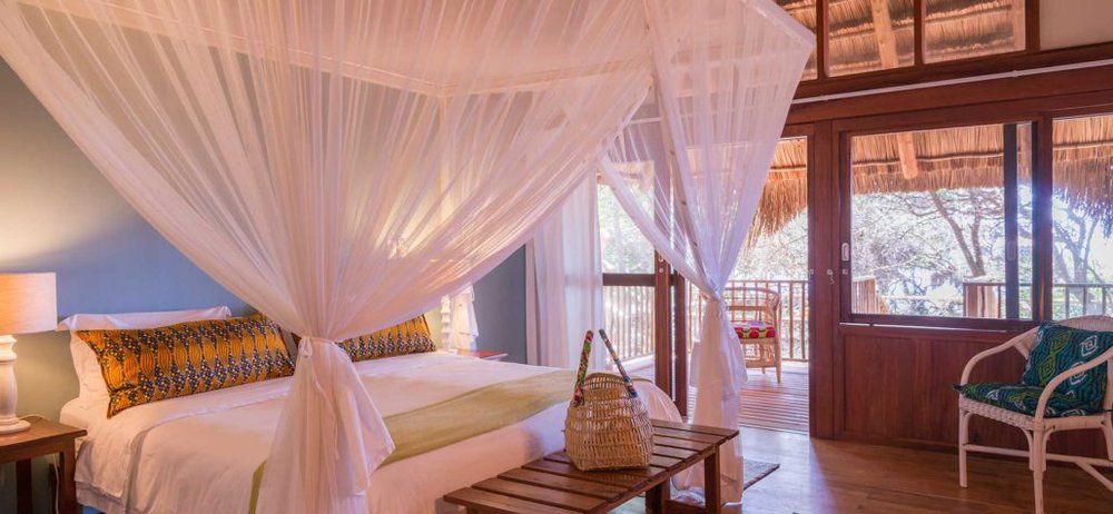 Chambre du Machangulo Beach lodge