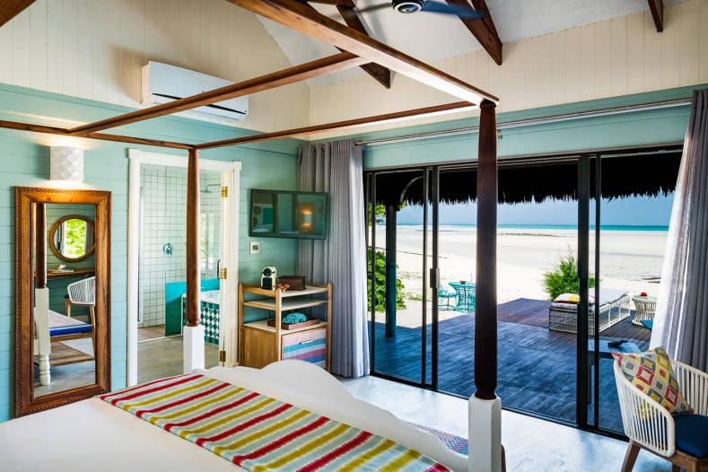 Chambre à Anantara Medjumbe Island Resort