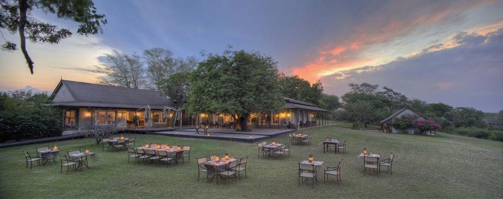 Voyage de noces Mozambique à la romantique - ambiance romance au Kirkman's Kamp