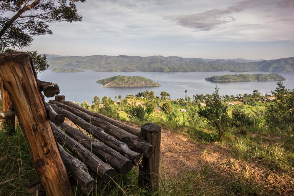Vue au Rwanda