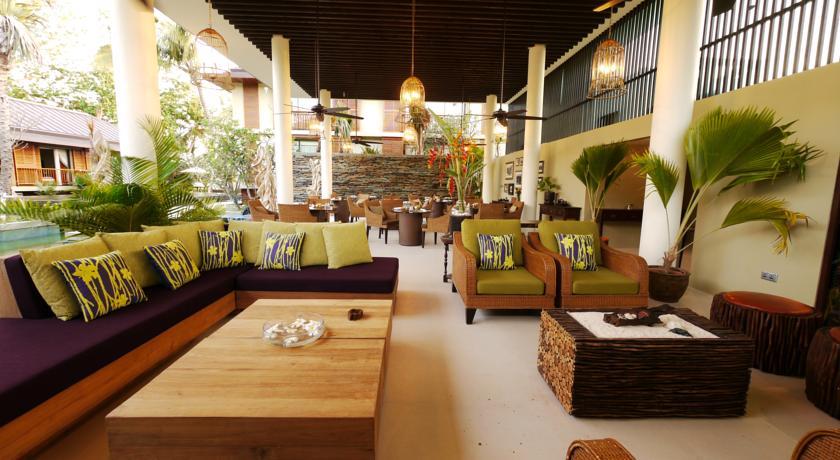 Safari Rwanda, Kenya et Seychelles - lounge du Dhevatara Beach Hotel