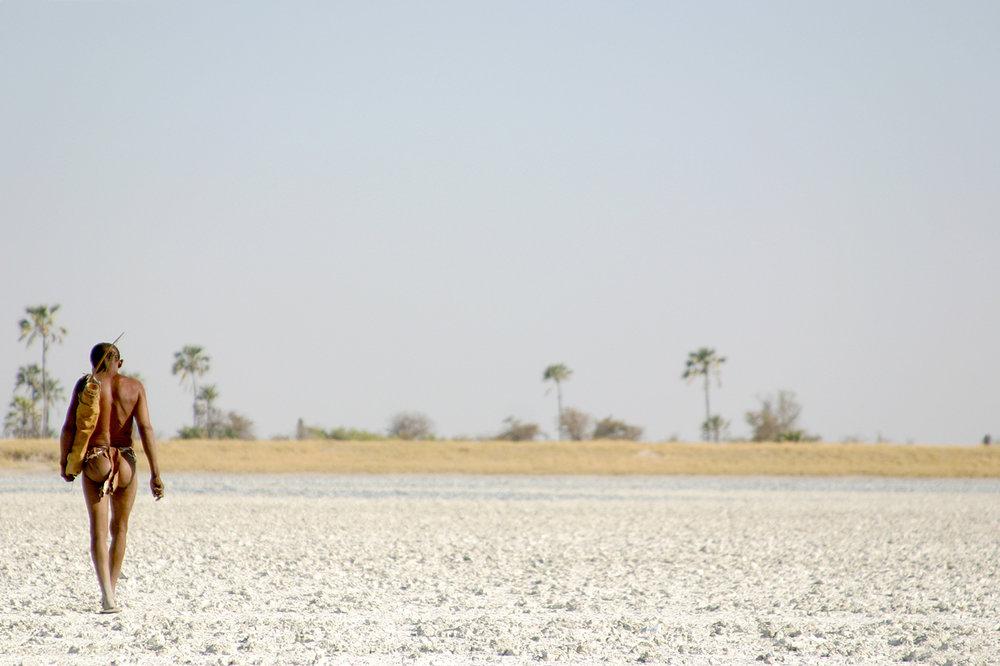 Le Makgadikgadi Pans