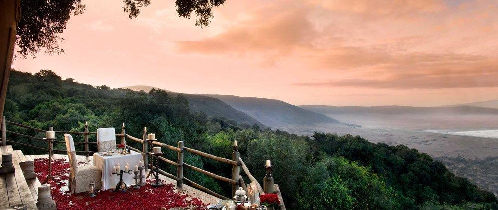 Le Cratère Ngorongoro
