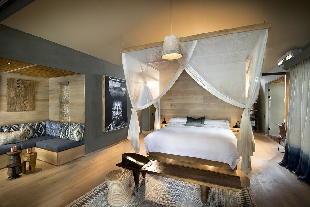 Chambre du Thorntree River lodge