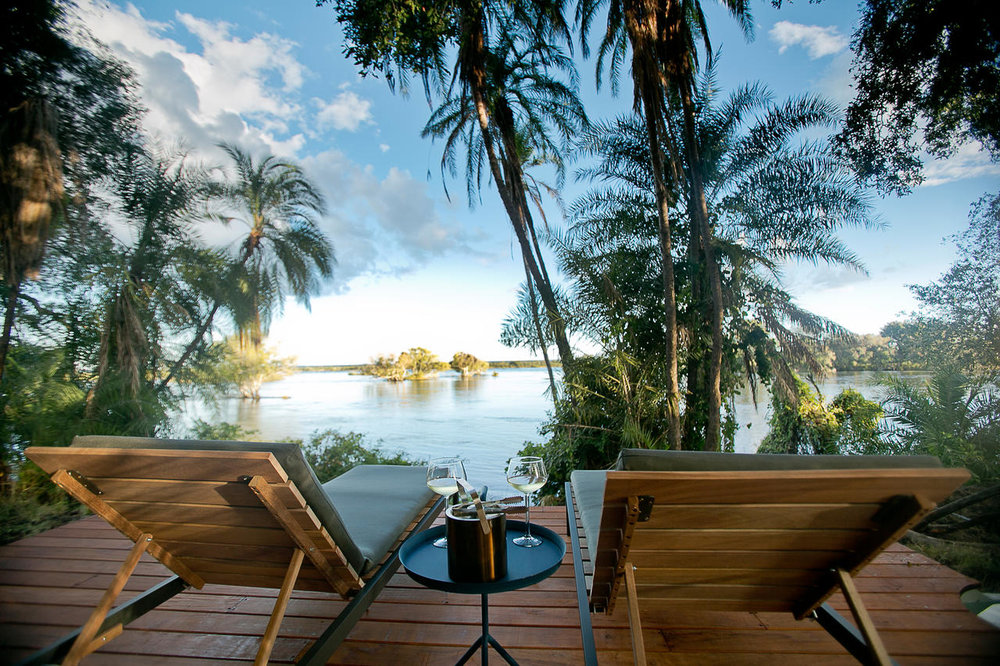 Relax au Thorntree River lodge