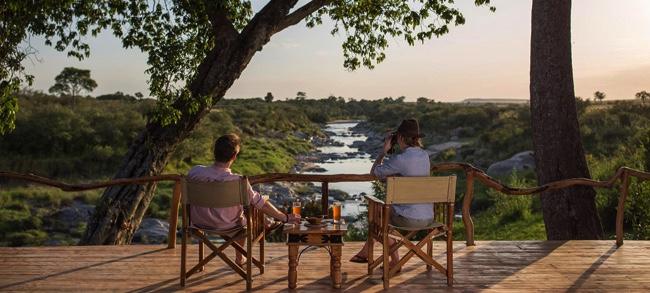 Masai Mara: Rekero Camp