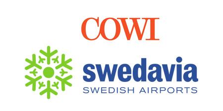 - Byggledare för markentreprenad, Bromma flygplats
