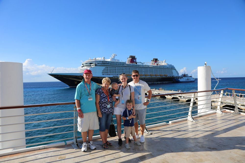 "Family Adventure on the ""Fantasy"" Disney Cruise"