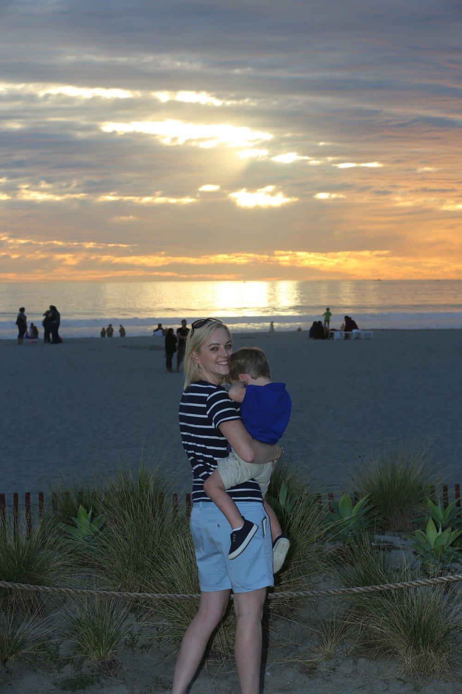Sunset Del Beach Coronado
