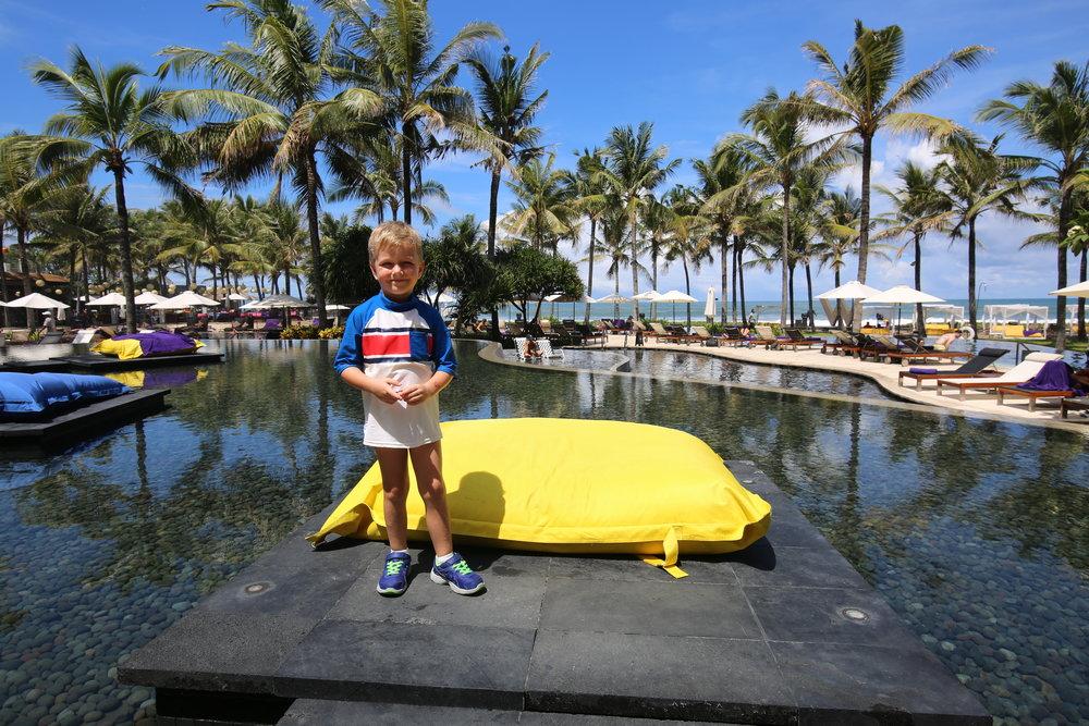W Bali resort