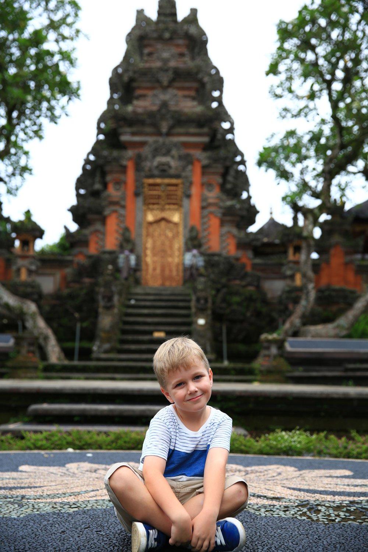 familyluxurytravels Bali temple