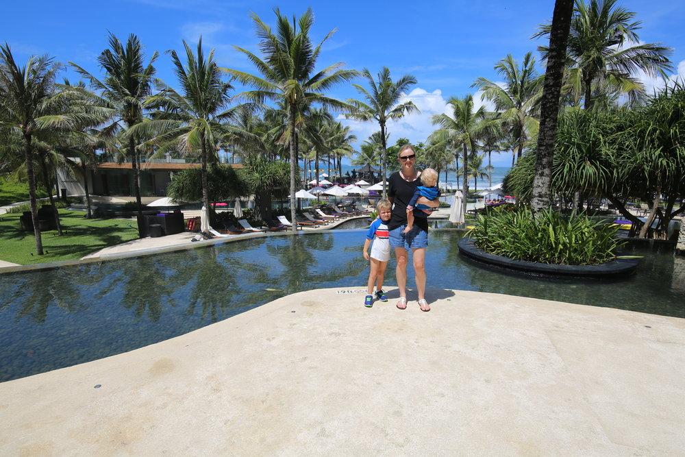 The W Bali Resort, Seminyak