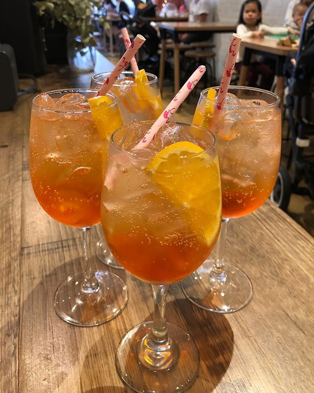 Name a better way to cool down on a scorching Friday afternoon 🍹🍹🍹 • • • • • #melbourne #melbournecafe #breakfast #brunch #lunch #breakfastinmelbourne #melbourneiloveyou #cafe #coffee #yum #omnomnom #delicious #punny #yas #coffee #cocktails #bar #barista #chapelst #southyarra #visitmelbourne #melbourneeats #melbournefoodie #newmenu #boozybrunch #heatwave