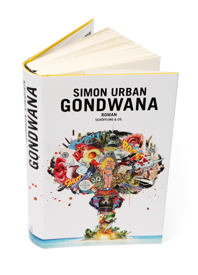 Gondwana – 2014 (Schöffling & Co.)