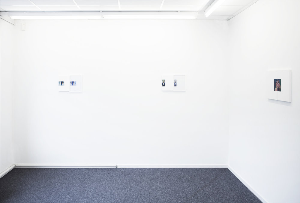 Jump Cut , Galerie DETOUR, Namur, 2017